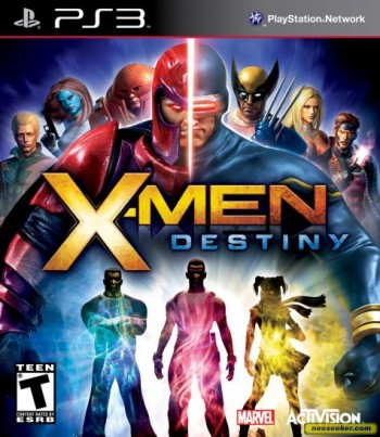 XMEN DESTINY - PS3
