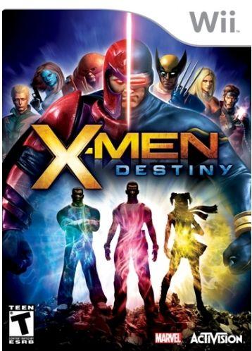 XMEN DESTINY - WII