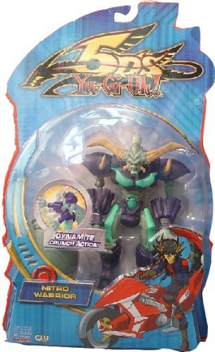 YU-GI-OH! 5DS 15cm Fig Ass
