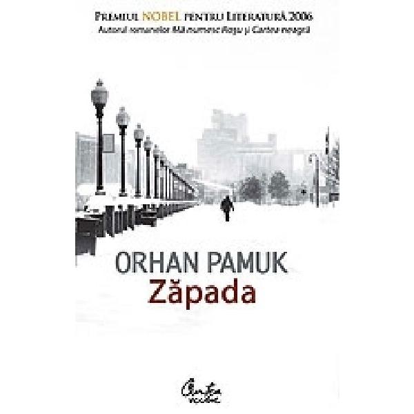 Zapada reeditare, Orhan Pamuk
