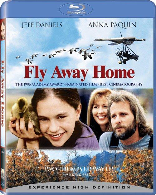 ZBORUL SPRE CASA (BR)- FLY AWAY HOME