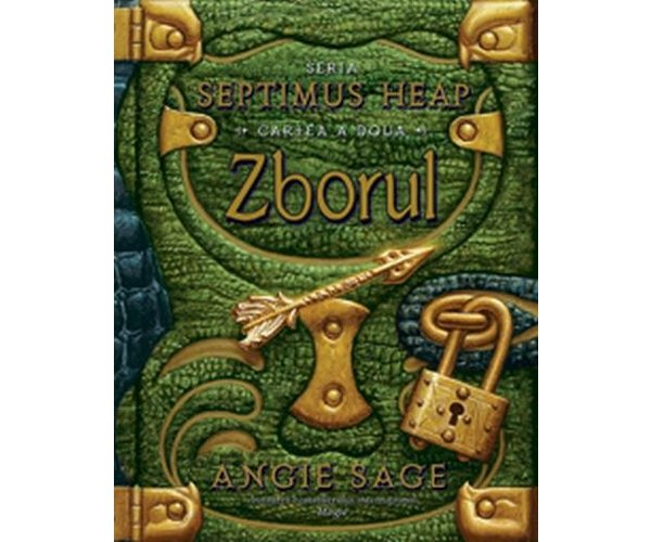 ZBORUL (SEPTIMUS HEAP, VOL 2)