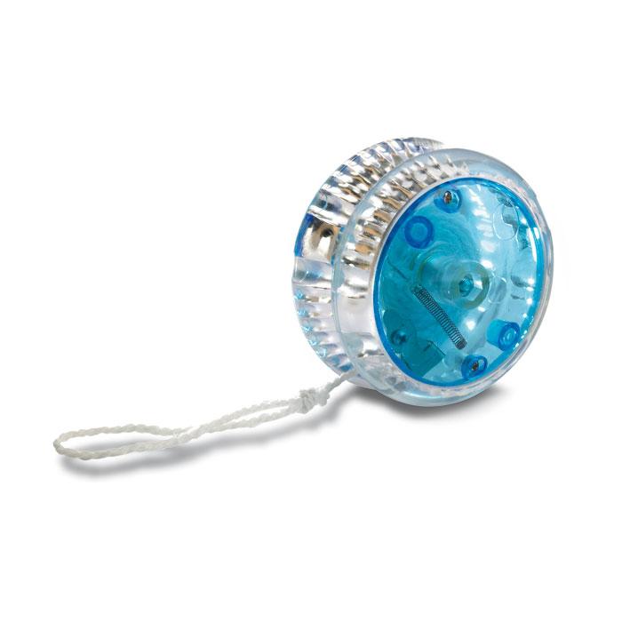 zzJucarie Yo-Yo lumina, albastru