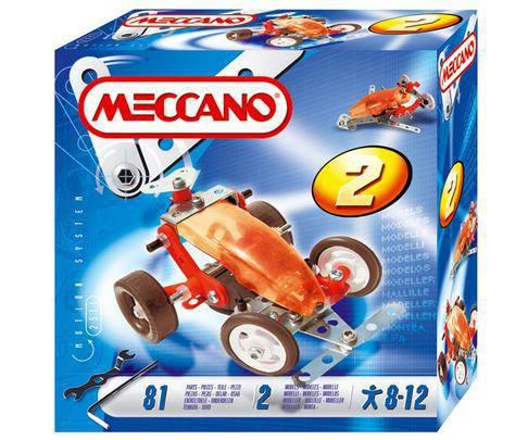 zzSet Constructie Meccano, 2 modele