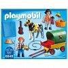 Playmobil-Trasura cu ponei si picnic