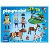 Playmobil-Plimbare la tara cu calutii