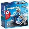 Playmobil-Motocileta politie,cu led