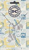 Lant cu Pandantive DC Comics Logos - GBeye
