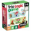 Joc educativ Headu - Joc logic trio
