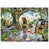 Puzzle Ravensburger - Aventuri, 1000 piese