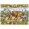 Puzzle Ravensburger - Dinozauri, 100 piese