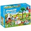 Playmobil-Petrecere in gradina