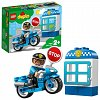 LEGO DUPLO Motocicleta de politie