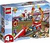LEGO Juniors Spectacolul de cascadorii al Ducelui Caboom