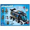 Playmobil-Camionul echipei swat