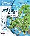 Raspundel Istetel-Carte atlasul lumii