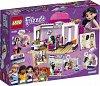 LEGO Friends,Salonul de coafura din orasul Heartlake