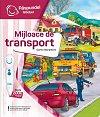 Raspundel Istetel-Carte mijloace de transport