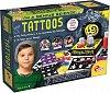 Experimentele micului geniu - Fabrica de tatuaje, Lisciani, 7 ani+