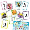 Joc educativ Alphabet Flashcards, Limba Engleza, Orchard Toys