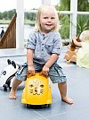 Vehicul copii Viking Toys Cute Rider - Leopard