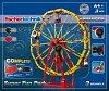Set constructie Fischertechnik Advanced - Super Fun Park, 3 modele