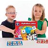 Joc educativ loto Alfabetul, Limba Engleza, Orchard Toys
