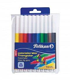Markere copii 10buc/set,0,8mm,Pelikan