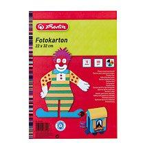 Carton colorat 22x32,300gr,10 coli