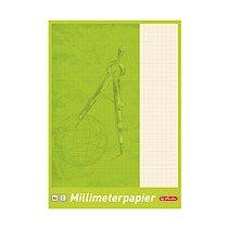 Hartie milimetrica, A4,20 file