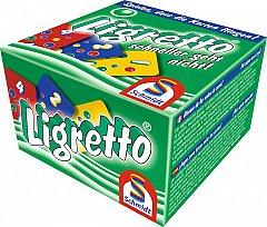 Joc de carti Ligretto, green