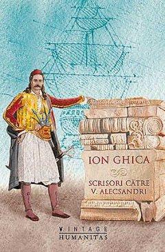 SCRISORI CATRE V. ALECSANDRI