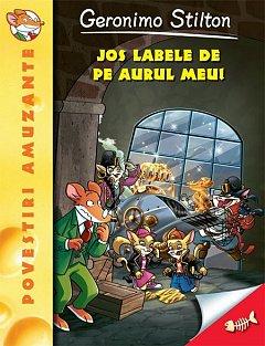JOS LABELE DE PE AURUL MEU - VOL, 8