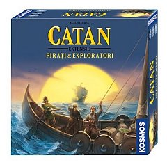 Catan - Pirati & Exploratori