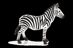 Figurina Zebra, Mojo