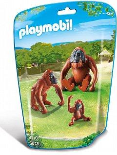 Playmobil-Familie de urangutani