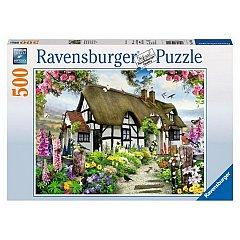 Puzzle Ravensburger - Cabana, 500 piese