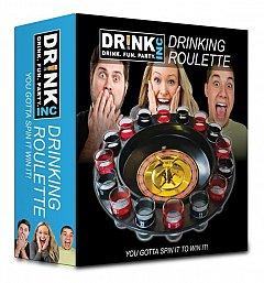 Joc Party - Ruleta cu pahare Drink!nk Shot Roulette