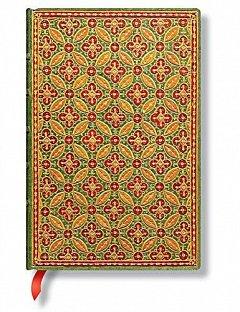 Agenda mini,Parisian Mosaic,liniat