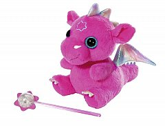 Accesorii Zapf Baby born - Pui dragon interactiva, wonderland