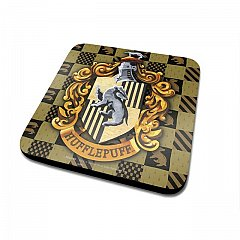 Suport Pahar Harry Potter (Hufflepuff Crest)