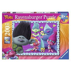 Puzzle Ravensburger - Trolls, 200 piese