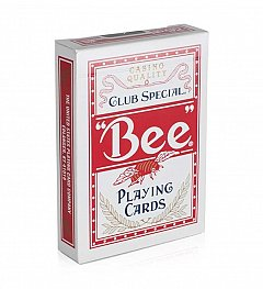 Carti de joc-Bee Playing Cards (Red)
