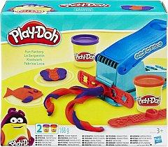 PlayDoh-Set creatie,fabrica de modelat,2cutii platilina