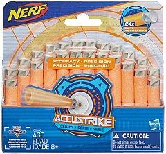 Nerf,munitie,Accustrike,24buc/set