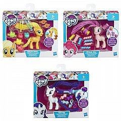 MLP-Figurina ponei,par cerat,acces.coafat,div.modele