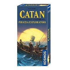 Catan - Pirati & Exploratori extensie 5/6 jucatori