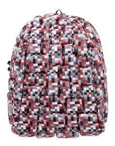 Rucsac 30x36cm,MadPax,Blok,Digital,Red