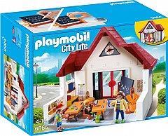 Playmobil-Scoala