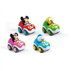 Masinute Disney Pull&Go,Clementoni